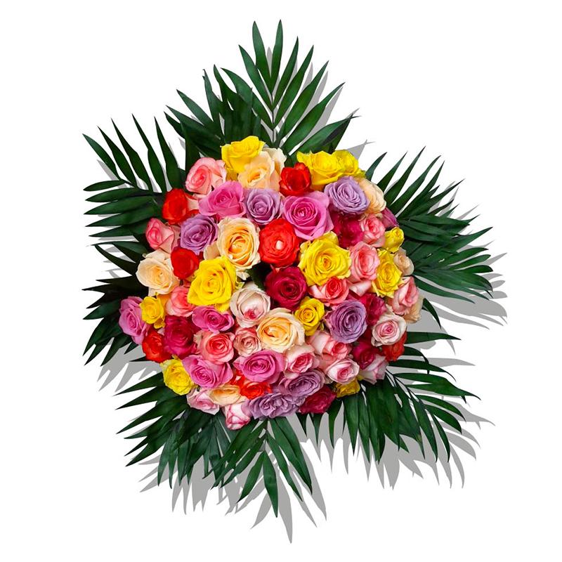 Vibrant-Bouquet-Bonsai-Flowers-Plants